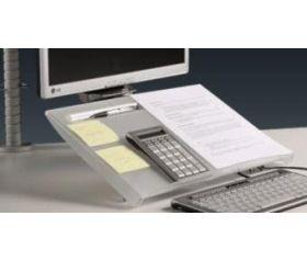 Porte documents ergonomique doc 440 lor mab - Porte document pour bureau ...