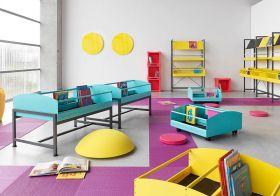 mobilier color pour la petite enfance mobilier scolaire et de formation lor mab. Black Bedroom Furniture Sets. Home Design Ideas